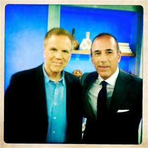 Matt Lauer Interviews How To Live Forever's Mark Wexler on NBC's The Today Show